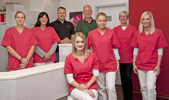 Praxisteam Hausarzt Heroldsberg